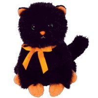 Ty Beanie Babies Jinxy - Black Cat (Ty Store Exclusive) -