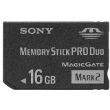 Sony 16GB Memory Stick PRO Duo Card from Sony