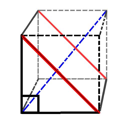 Tri-Rect-Angle Calculator (Rect Base)