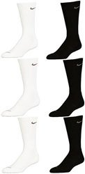 Nike Dri-Fit Half-Cushion Crew Socks - 3 pack
