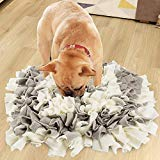 (Green House Feeding Mat Dog Snuffle Mat Nosework Food Blanket Puzzle Game Toys Training Play Mat for Dog)