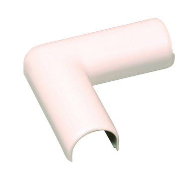 Wiremold Cordmate Flat Elbows - Wiremold C6 CordMate Flat Elbow