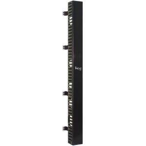 PANEL- VERT FINGER DUCT- FRONT- 4x5x78 - Icc Vertical Finger Duct