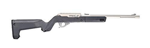 Magpul X-22 Backpacker Stock for Ruger 10/22 Takedown, Gray (Best Ruger 10 22 Trigger Kit)