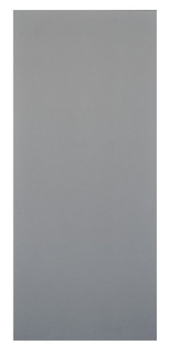 Global Steel - 40-5885950-G1130 - Panel Toilet Partition, Phenolic, Neutral Glace, 58 x 60 by Global Steel