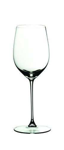 Riedel 6449/05 Veritas Chardonnay Wine Glasses, Set of 2, Clear