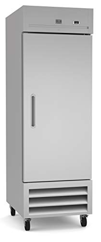 Kelvinator KCHRI27R1DFE Stainless Steel Reach-in