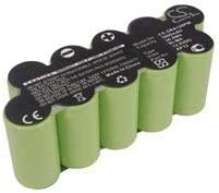 Replacement For Gardena 2155 3000mah Battery By Technical Precision