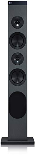 LG RL3 Staande luidspreker met 130 watt (Hi-Res audioweergave, FM-radio, Bluetooth, USB, LG TV Sound Sync) zwart