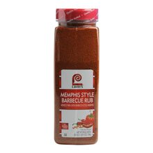 Lawrys Memphis Style Barbecue Rub, 25 Ounce -- 6 per case. by McCormick