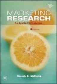 Marketing Research: An Applied Orientation 5th Edition(Textbook Only)