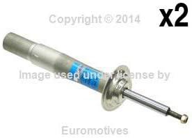 For Volvo XC-90 Strut Front L+R OEM Sachs-Boge Shock Absorber Gas Spring Damper