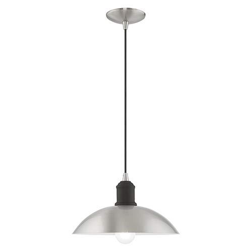 Amazon.com: Livex 41193-91 Signature 1 Light - Lámpara de ...