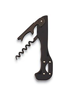 Boomerang Two-step Soft-touch Corkscrew (Retractable Foil Cutter Corkscrew)