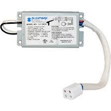 - Advance LC-13-TP - (1) Lamp Fluorescent Ballast - 13 Watt CFL - 120 Volt - Preheat Start - 0.9 Ballast Factor