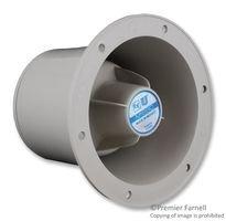 Loudspeaker, Paging & Public Address, 900-6,300Hz, 8ohm, 10W, ()