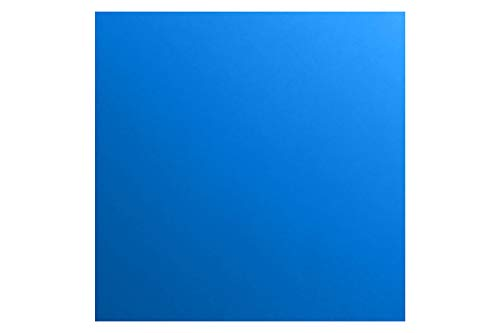 - 7 3/4 x 7 3/4 Square Flat Card - Boutique Blue (50 Qty.)   Perfect for Personal Stationery, Cards, Gifts, Business Correspondence, Invitation Inserts, and more!   734SQFLT-FA-02-50