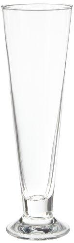 Footed Pilsner Beer Glass - 9