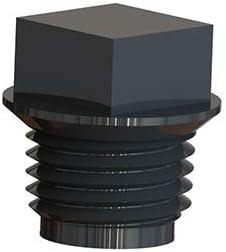 Betts - 920412 - PLUG-PLASTIC 1/2 NPT TP-7F - (Pack of 10)