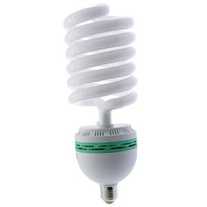 Watt Compact Fluorescent Adjustable Light (105 Watt Half Spiral Bulb, LB8866)