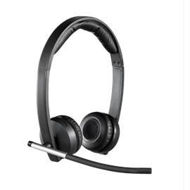 Logitech Headset 981-000516 Wireless Headset Dual H820e Electronic Consumer Electronics