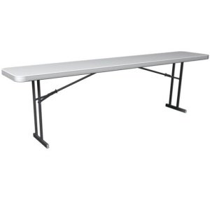 Amazoncom Lifetime Folding Conference Tables Foot White - 20 foot conference table