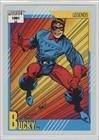 Bucky Barnes Bucky Barnes (Trading Card) 1991 Impel Marvel Universe Series 2 - [Base] #140 -  Impel Marketing, Inc.