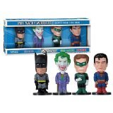 blers - DC Comics - BOX SET OF 4 (Wacky Wobbler Set)
