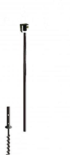 (Birds Choice Bluebird House Pole Set, 54 inch)