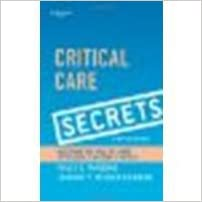 Critical Care Secrets, 5e by Parsons MD, Polly E., Wiener-Kronish MD, Jeanine P. [Mosby, 2012]5th Edition