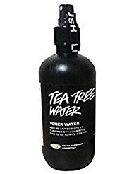 Lush Tea Tree Toner Water Clearing Toner for Oily and Spotty Skin 8.4 Oz Made in Canada Ships From (Tea Tree Water)