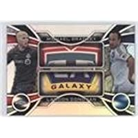 Michael Bradley; Landon Donovan (Trading Card) 2014 Topps Chrome MLS - One-Two #OT-BDO