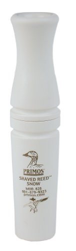 (Primos Hunting 828 Goose Call, Shaved Reed Snow)