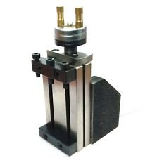 Tool Post Mini Vertical Slide 90mm x 50 mm - Instant Milling Solution Operation On Lathe Machine