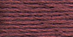 - DMC 116 8-315 Pearl Cotton Thread Balls, Medium Dark Antique Mauve, Size 8