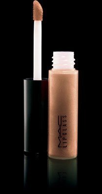 MAC Lipglass Lip Gloss Oh Baby for Women, 0.17 Ounce (Gloss Lip Cosmetics)