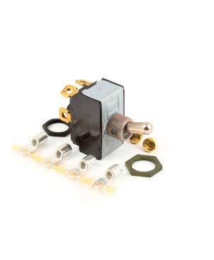 - Hatco R02.19.008A.00 15 Amp DPST Tog Sw.125/250V Kit