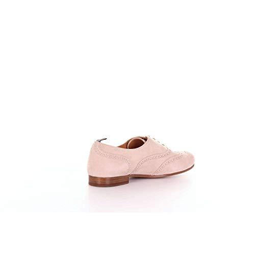 Femme DE0113 Church's Classiques Clair Chaussures Rose nxnURwA