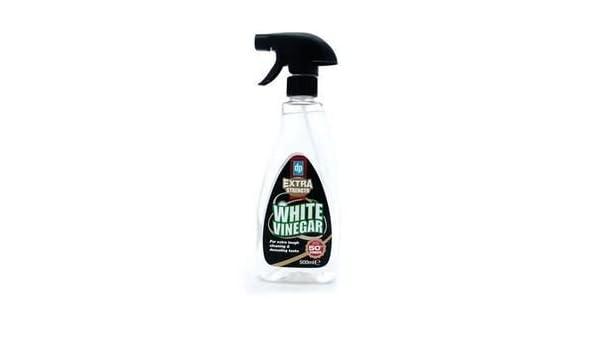 dripak Extra Fuerza blanco vinagre, 50% más fuerte, 500 ml: Amazon ...