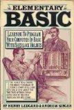 Elementary Basic, As Chronicled by John H. Watson, Henry F. Ledgard and Andrew Singer, 0394707893