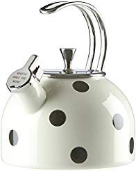 kate spade new york All in Good Taste Deco Dot 2.5 Quart Tea Kettle