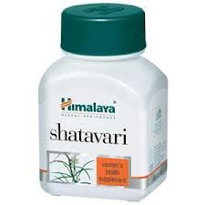 Himalaya Shatavari 4 Packs of 60 Capsules Free Shipping All Over