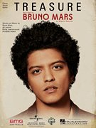Bruno Mars - Treasure - Piano Vocal Sheet Music