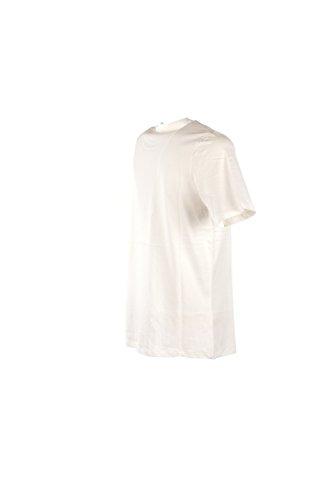 T-shirt Uomo Peuterey S Bianco Peu2044 99011398 Primavera Estate 2016