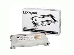 (Lexmark C510 Black High Yield Toner Cart