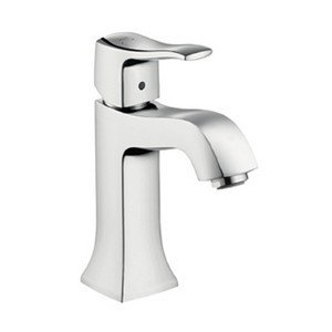 Hansgrohe Metris C Single-Hole Faucet Without Pop-Up