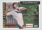 Craig McDermott; Michael Kasprowicz (Trading Card) 2003 Topps Weet-Bix Cricket Champions Past & Present - [Base] #28