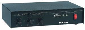 Bogen C10 PROFESSIONAL PA AMPLIFIER C SERIES 10 W RMS 70 VOLT 8 (C10 Amplifier)