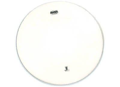 ATTACK TB14C Bozzio 1-Ply Medium Coated Percussion - 1 Ply Terry Bozzio