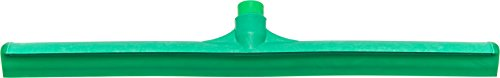 Carlisle 3656809 Solid One-Piece Foam Rubber Head Floor Squeegee, 24'' Length, Green by Carlisle (Image #7)